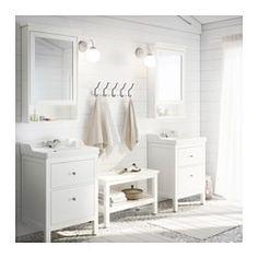 IKEA - RÄTTVIKEN, Vask 1 kumme, 100x49x6 cm, , 10 års garanti. Læs betingelserne i garantifolderen.Den medfølgende vandlås er fleksibel, så den er nem at forbinde til afløb, vaskemaskine eller tørretumbler.Vandlåsens unikke design gi'r plads til en skuffe i fuld størrelse.