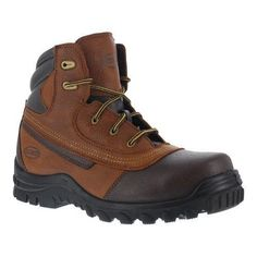 Men's Iron Age Backstop 6in Steel Toe Waterproof Boot