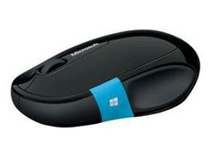 Microsoft Sculpt Comfort Bluetooth Mouse. DEsigned for Windows 8.1 ~ Bluetooth so will connect to Surface tablet without using USB port.
