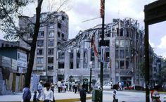 19 de septiembre de 1985- Avenida de la Republíca