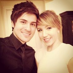 Anthony Padilla and Kalel Cullen :3