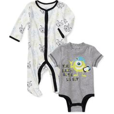monsters inc baby boy clothing - Google Search