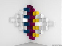 Cubit Shop | Cubit Modular Shelving System