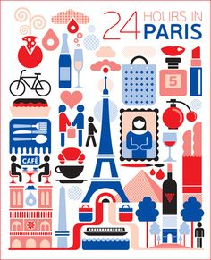 26 - These prints are just fabulous!  If you only had 24 hours in your favorite city, what would be on your itinerary?  Scrap about it! - 2 pts.