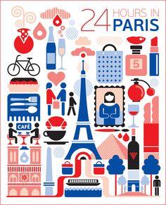 // 24 Hours In Paris