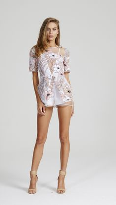Country Girl Playsuit - alice McCALL