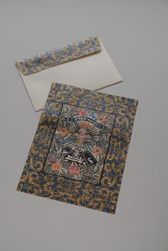 Paper & Envelopes Set - Kokeshi Doll