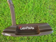 Scotty Cameron Tour Newport 2 Beach 3X Oil Can Circle T Hand Stamped | eBay