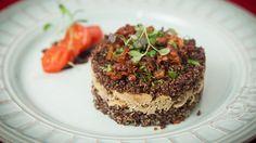 quinoa de pato
