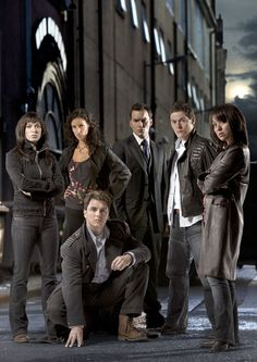 Torchwood original cast#Repin By:Pinterest++ for iPad#
