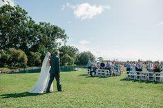 Hawaiian Ranch Wedding Location: Sunset Ranch, Oahu