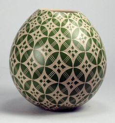 Mata Ortiz Pottery by Leonel Lopez Jr. - Sgraffito Olla in Collectibles, Cultures & Ethnicities, Latin American