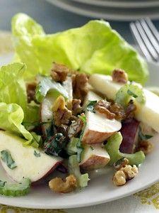 Waldorf salade - Recepten en kooktips voor klassieke gerechten en ingredienten