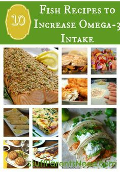 Omega 3 rich foods on pinterest omega 3 fish oil and fish for Fish rich in omega 3