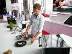 Warsztaty z Davidem Gaboriaud i LG Smart Cooking Food News, New Recipes, Cooking, Kitchen, Cuisine, Koken, Brewing, Kochen