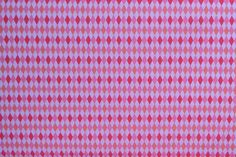 SALE - Mini Harlequin in Watermelon by Michael Miller Fabrics CX4831-WATE-D. $7.50, via Etsy.