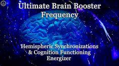 Activate Your Higher Mind Unlock Your True Potential ✔ Neuro Enhancer ✔ Genius Brain Power Frequency Ultimate genius brain booster frequency to energize brai. Meditation For Stress, Meditation Music, Brain Health, Mental Health, Brain Neurons, Reiki Music, Binaural Beats, Brain Waves, Sound Healing