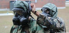 High-tech polymer could better protect against chemical weapons -- Defense Systems Chemical Weapon, Weapons, Tech, Wellness, Image, Weapons Guns, Guns, Weapon, Technology