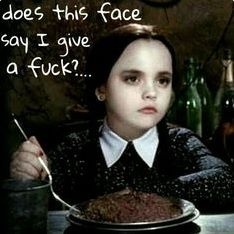 Wednesday Addams by mafaka on DeviantArt Die Addams Family, Addams Family Quotes, Wednesday Memes, Wednesday Addams, Everybody Wants You, Gomez And Morticia, Morticia Adams, The Munsters, Christina Ricci