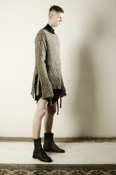 Cedric Jacquemyn S/S16 - Lookbook | StyleZeitgeist Magazine