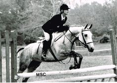 John French He's one of the leading hunter riders of the country and wins championships and derbies up and down California, but in 1978 John French was guiding Ice Capade to the novice pony hunter championship at Rose Hill Manor (Md.). And look at his hair! Photo by Winning Photos