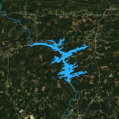 41 best arkansas images on pinterest arkansas 50 states and fly fishing map for lake greeson arkansas altavistaventures Gallery