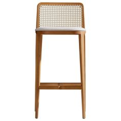Minimal Style, Solid Wood Stool, Textiles or Leather Seatings, Caning Backboard For Sale Wood Bar Stools, Wood Stool, Bar Chairs, Dining Room Chairs, Side Chairs, Counter Stools, Kitchen Stools, Metal Chairs, Kitchen Decor