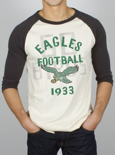 Eagles vintage t-shirt Nfl Philadelphia Eagles 9e584e50d
