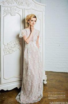 4d4fb0c47ab Дизайнерские платья. Ручная работа  лучшие изображения (25 ...