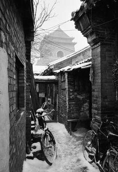 Xu Yong's Hutong photos