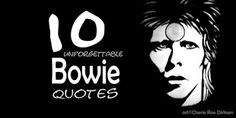 VISUAL ANTHROPOLOGY: 10 Spiritually Provocative Quotes From David Bowie...