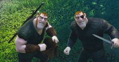They even have the same hair as Hans!!! They're so brothers!!!!!!!!!!!!!!