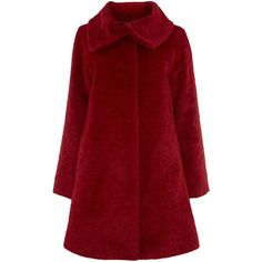 Max Mara Gregory alpacca funnel neck coat ($1,065) ❤ liked on Polyvore featuring outerwear, coats, burgundy, women, funnel coat, maxmara coat, alpaca wool coat, alpaca coat and maxmara