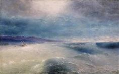 After the storm - Ivan Aivazovsky