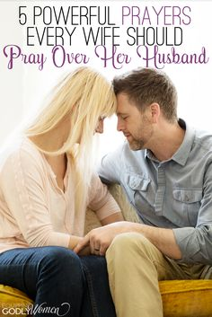 Oooh, great reminder. I pray for my husband, but I really should pray more powerful prayers like these. Saving this for sure!