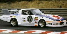 LM - Mazda Savanna (Ikuzawa / Terada / Buchet) > did not start Mazda 2, Vintage Racing, Le Mans, Cars And Motorcycles, Race Cars, Tetsu, Chevy, Tokyo, Vehicles
