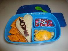 Bento School Lunches:LOVE. #bento #lunchbox #valentines www.facebook.com/BentoSchoolLunches