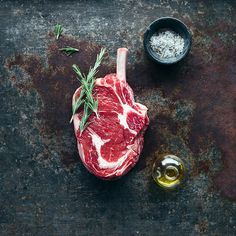 Raw Meat Shoot for Cannings Free Range Butcher on Behance
