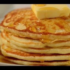 Looking For The Best Pancake Recipe ?.. Why Not Try This One