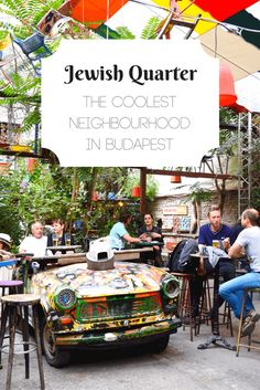 Jewish Quarter budapest hungary