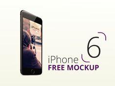 iPhone 6 (Free Mockup) on Behance