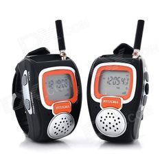 Couples Walkie Talkie Watch for Him and Her 3Miles From 49,- for Euro 39,70