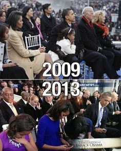 Technical Evolution of the Obama's