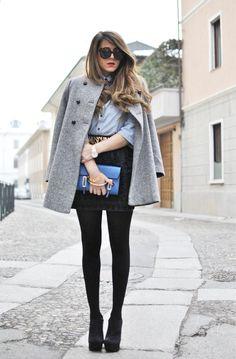 coat zara - bag coccinelle - shoes love my shoes - sunglasses celine