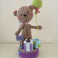 www.facebook.com/Teddieswithlove Crochet Teddy, Crochet Toys, Facebook, Inspiration, Biblical Inspiration, Inspirational, Inhalation