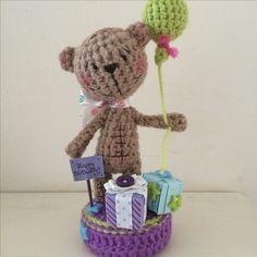 www.facebook.com/Teddieswithlove Crochet Teddy, Crochet Toys, Facebook, Inspiration, Biblical Inspiration, Crocheted Toys, Inhalation, Motivation