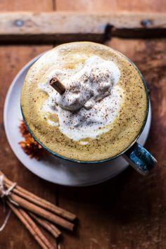 sweetoothgirl: Coconut Pumpkin Spice Latte
