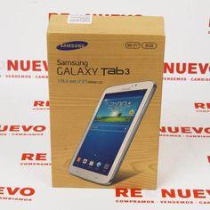 #Tablet #SAMSUNG #GALAXY #TAB 3 SM-T210 Nuevo E270236 | Tienda online de segunda mano en Barcelona Re-Nuevo #segundamano