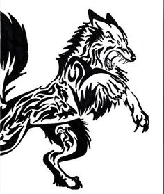 Significado Tatuagem de Lobo | estimulanet-tattoo
