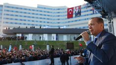 Yapımı 3 senede tamamlanan Türkiye'nin ilk şehir hastanesi olma ünvanlı Mersin Şehir Hastanesi açıldı. Açılış törenine Cumhurbaşkanı Recep Tayyip Erdoğan ve Başbakan Binali Yıldırım'da katıldı.